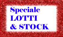 Speciale Lotti & Stock