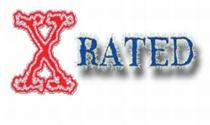 X rated !