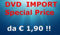 DVD Import Special Price !